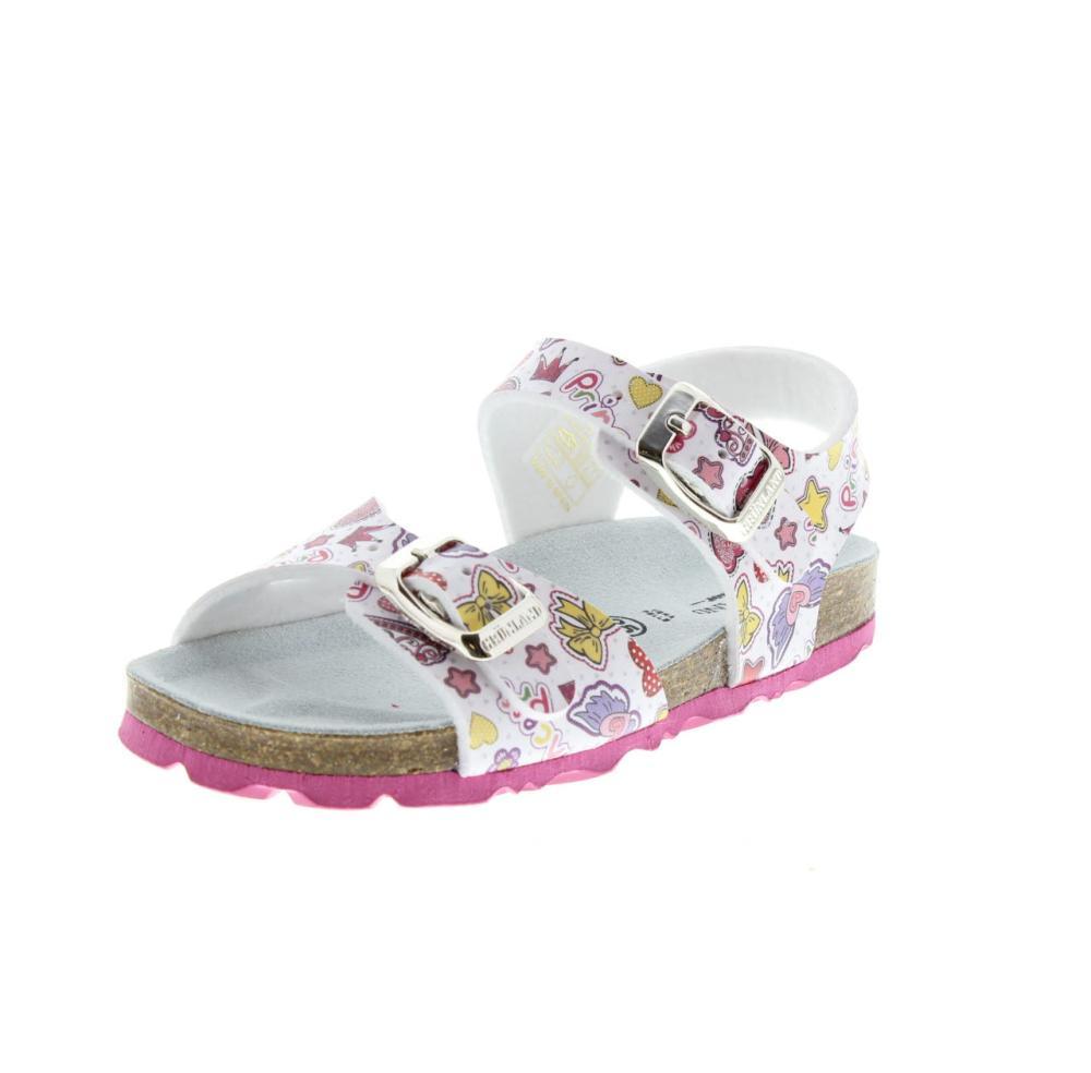 GRUNLAND JUNIOR white Shoes indoor slipper kids slipper SB0244 b4f459228da