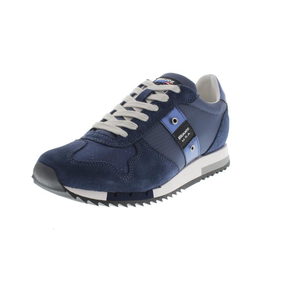BLAUER 8SRUNLOW TOP run low Calzature Uomo Moda Sneaker - EUR 109 a53545c3ef5
