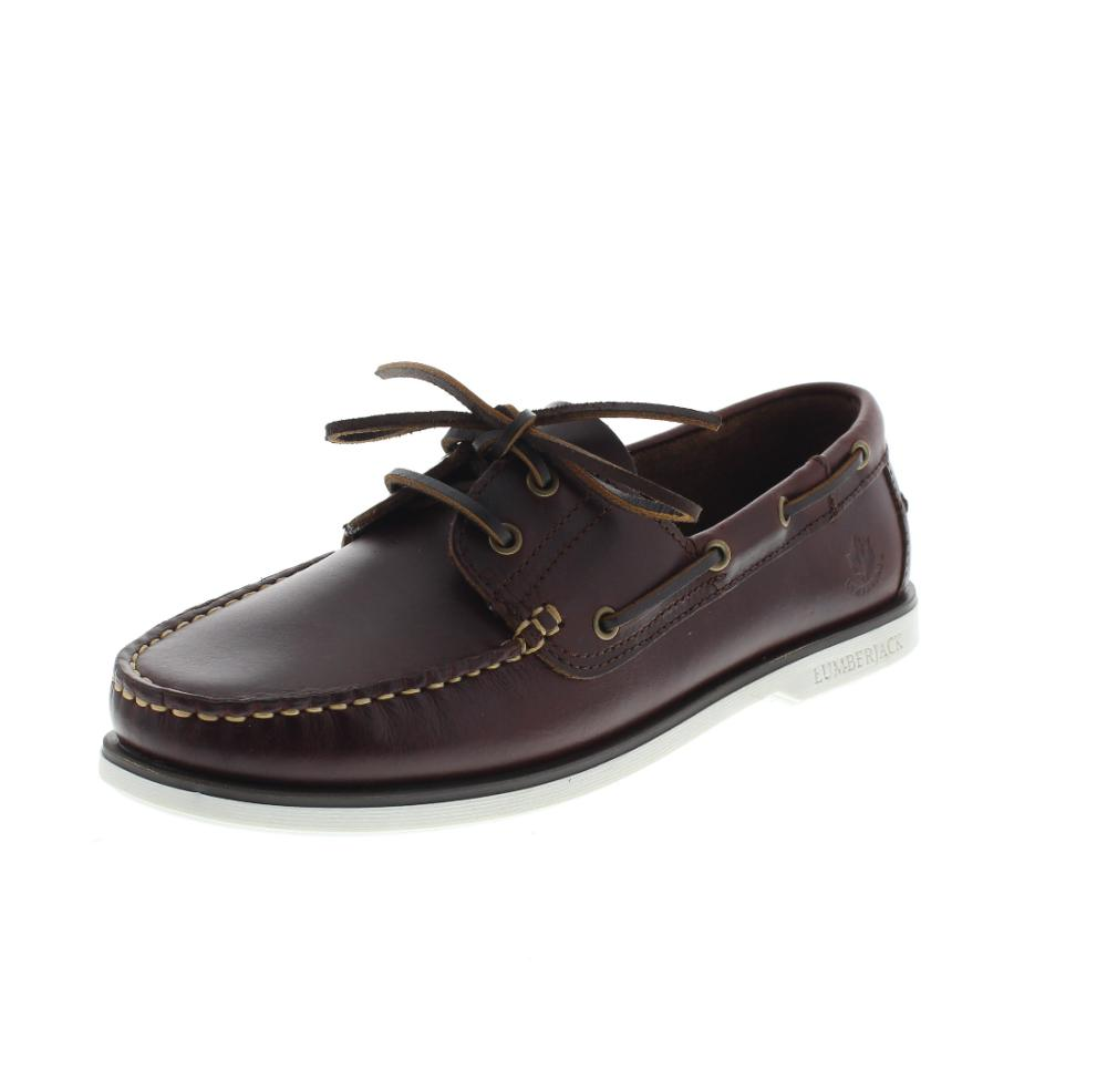 a0984859898 LUMBERJACK navigator boat dark brown Shoes casual man fashion ...