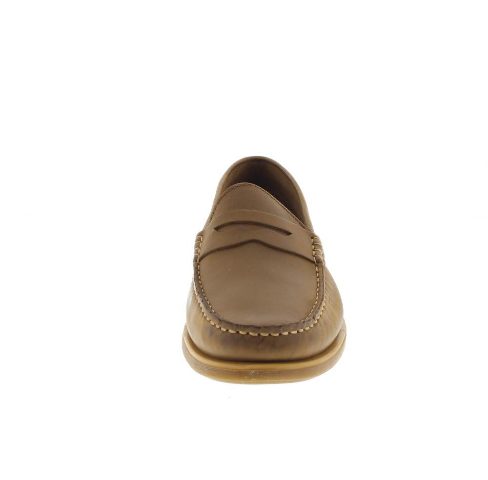 LUMBERJACK navigator loafer braun Schuhe mokassin herren klassisch SM07802 005 H01