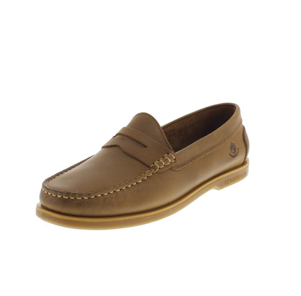 LUMBERJACK SM07802 005 H01 NAVIGATOR loafer 211142 Scarpe
