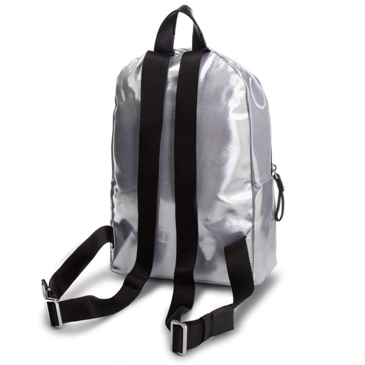 759d99aa3f5 CALVIN KLEIN ck essentials backpack silver Leather goods others ...