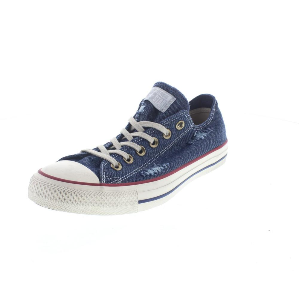 f8ff1849d5 CONVERSE All star ox jeans Shoes canvas man sport shoe 156743C