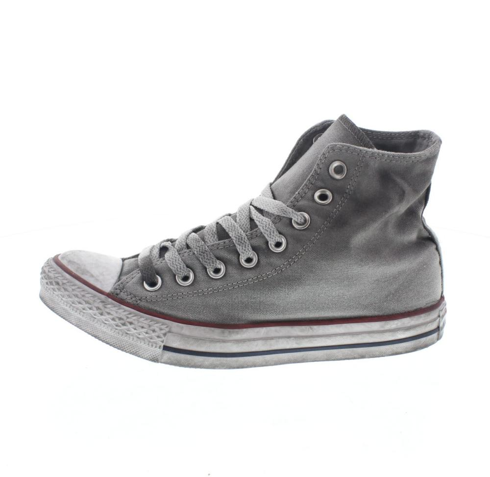 3db875cf0af6 CONVERSE All star high limited grey Shoes canvas woman sport 156885C