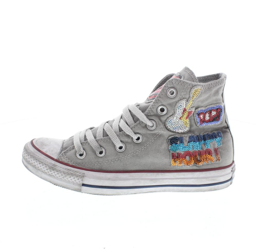 99f18bcfc27c CONVERSE All star high limited assorted Shoes canvas woman sport 156909