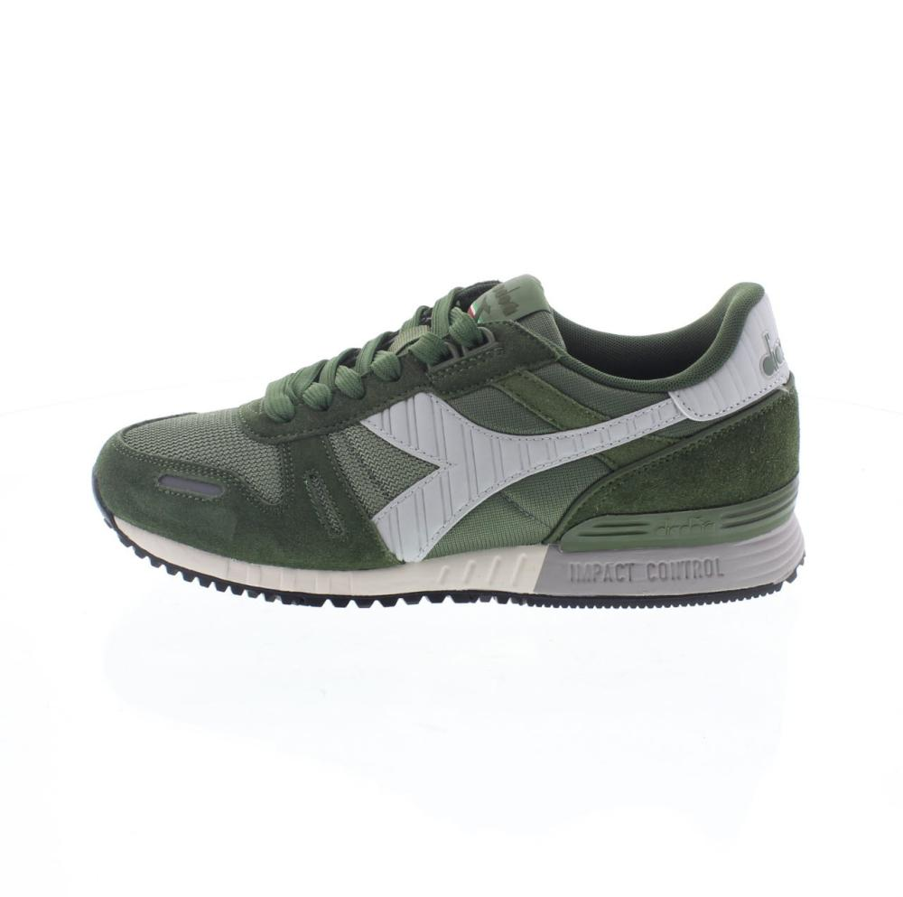 DIADORA SPORTSWEAR titan II verde Scarpe running uomo sport 158623