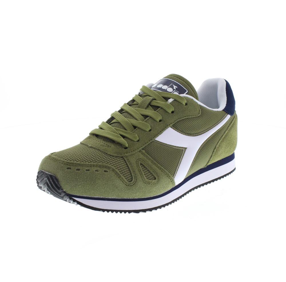 DIADORA simple run verde Scarpe running uomo sport 173745