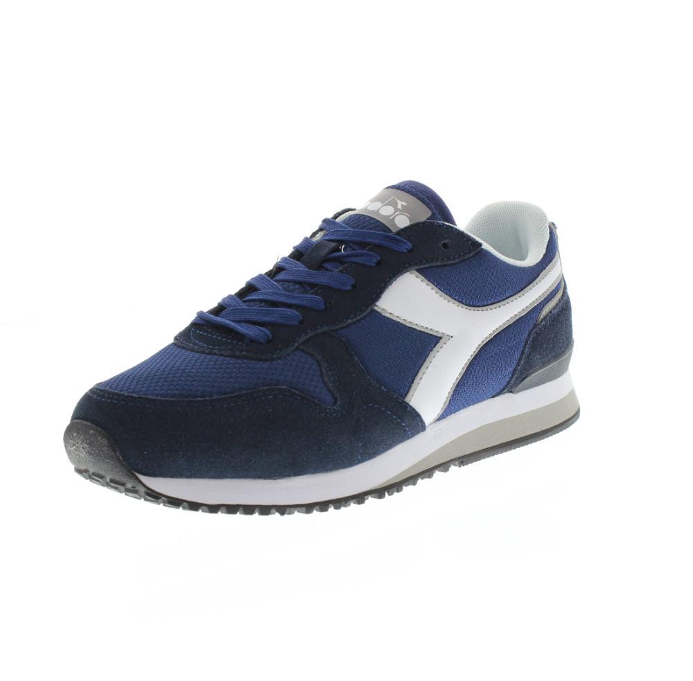 DIADORA olympia blu Scarpe running uomo sport 174376