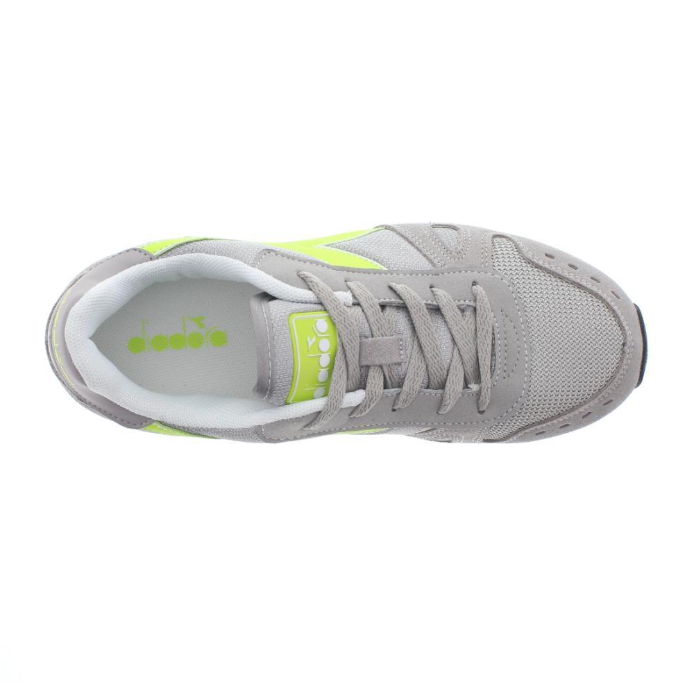 DIADORA GS simple run grigio Scarpe running ragazzo sport 174382