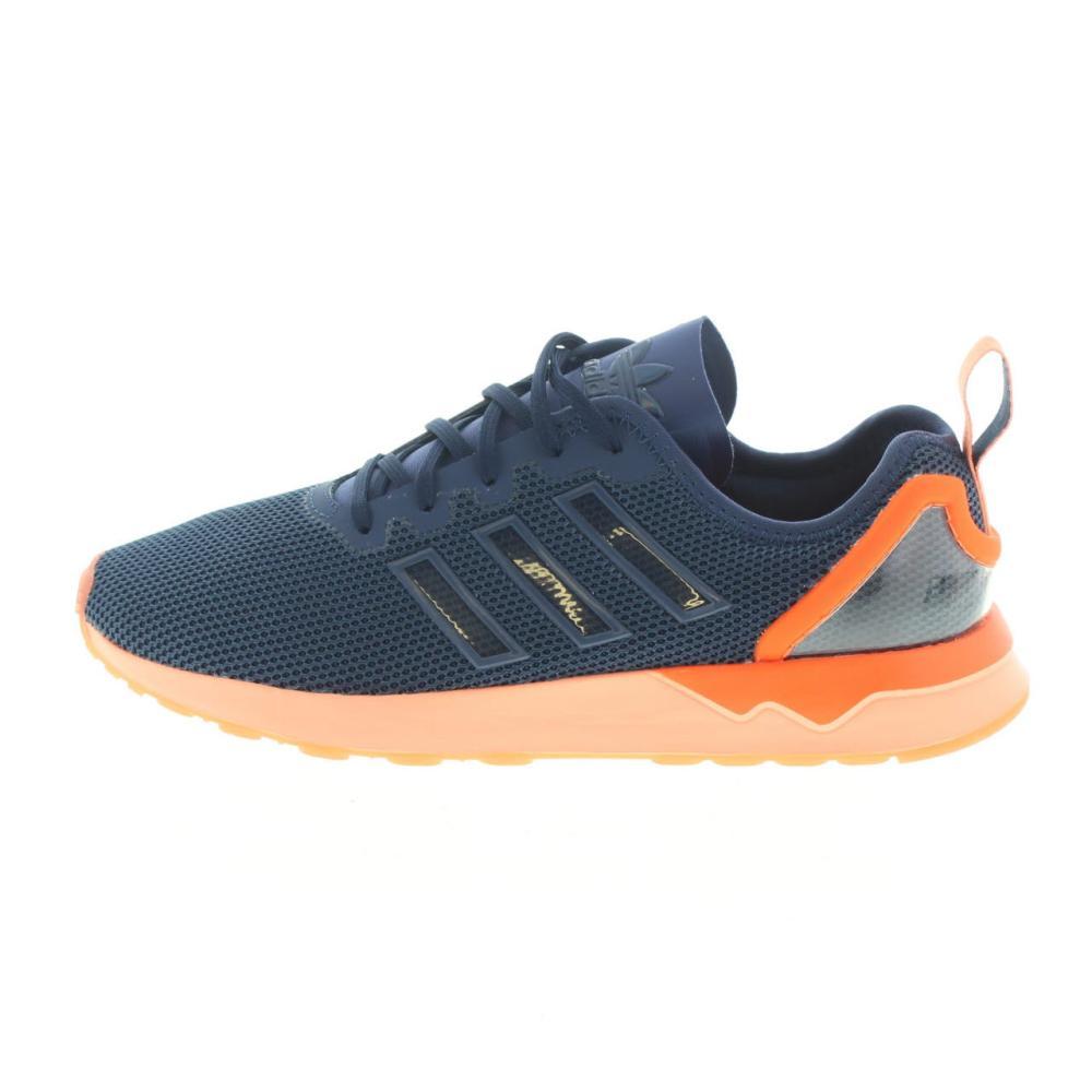 88a29b9bce16b ADIDAS ORIGINALS ZX flux racer blue Shoes running man sport shoe S79013