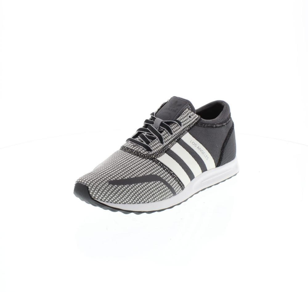 adidas originals los angeles grey shoes running man sport. Black Bedroom Furniture Sets. Home Design Ideas