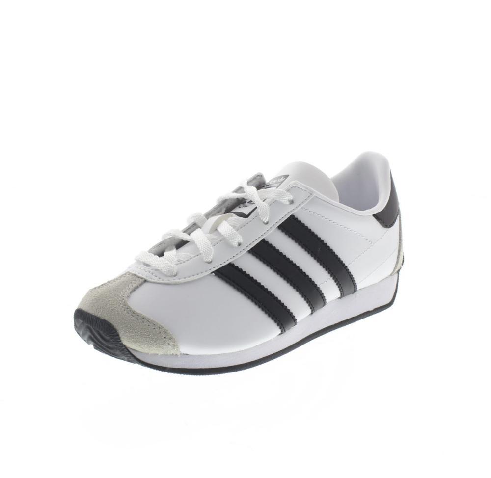 online store 461e1 a0d31 Originals Ragazzo Running Adidas Sport Scarpe S76232 Bianco Country gxfww4q1