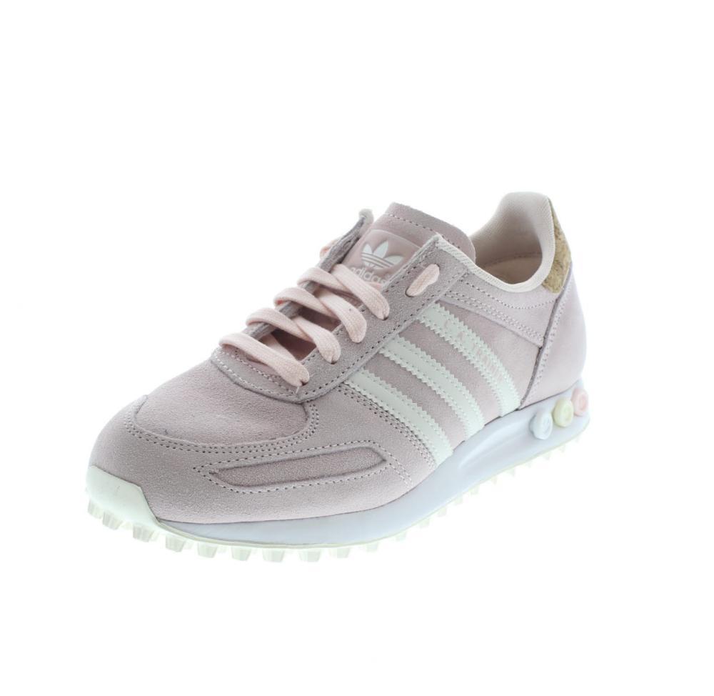 adidas originals la trainer rosa scarpe running donna. Black Bedroom Furniture Sets. Home Design Ideas