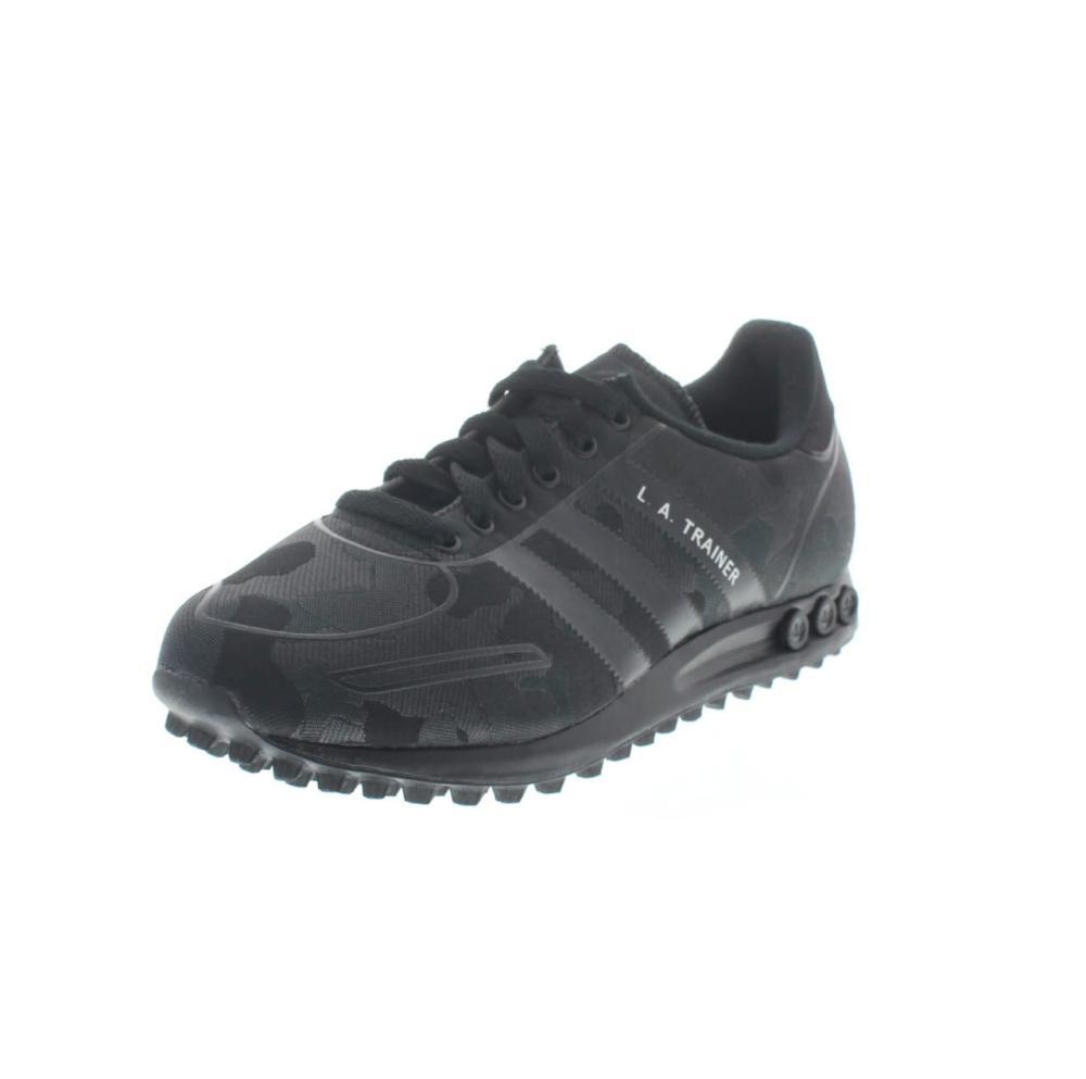 adidas trainer nere nuova collezione