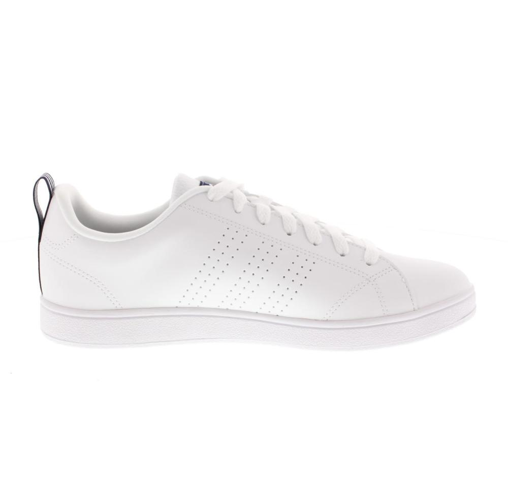 Adidas Neo Advantage Clean White Shoes Tennis Man Sport Shoe F99252 Cleans Black Colour