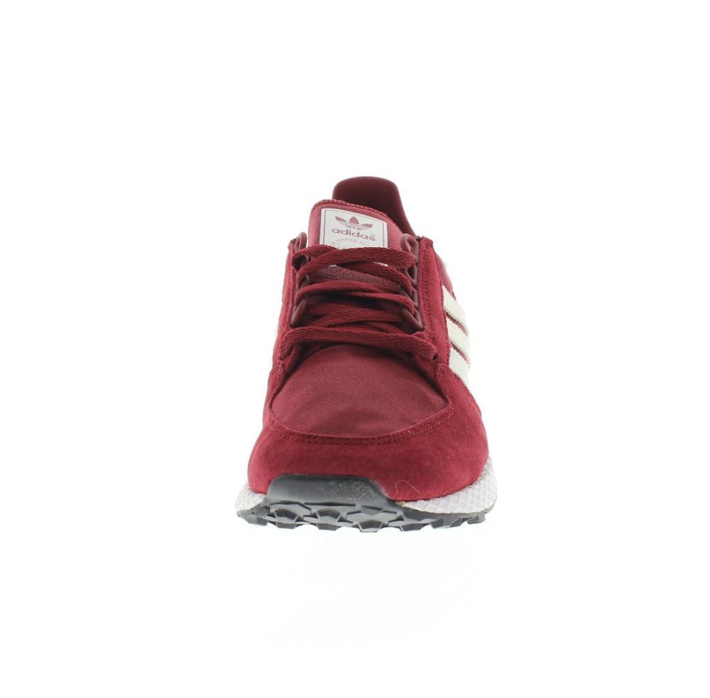 énorme réduction 4a785 9ed74 ADIDAS ORIGINALS forest grove bordeaux Shoes running man ...