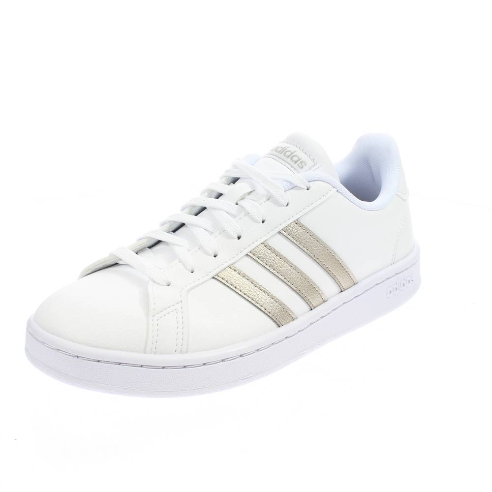 Grand Sneaker Blanc Chaussures Femme F36485 Court Adidas Sport WEID2H9Y