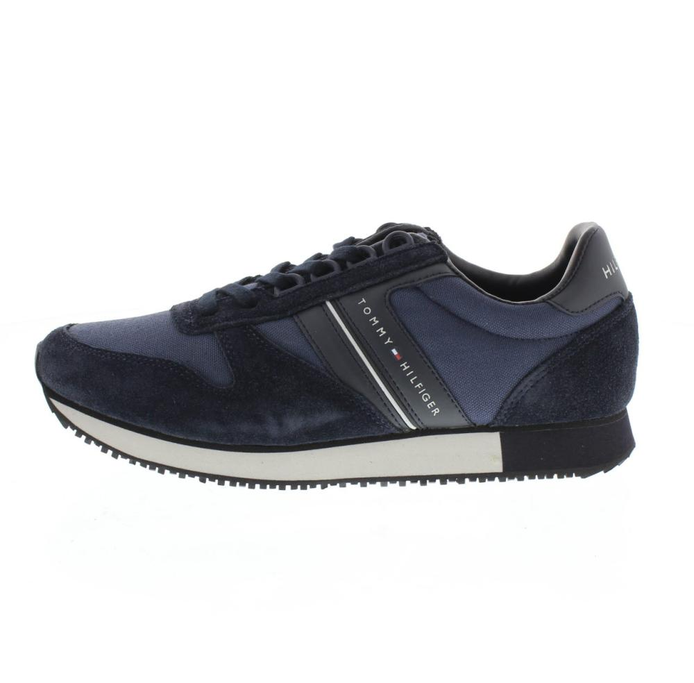 561aea0eeac1f TOMMY HILFIGER new iconic blue Shoes sneaker man fashion FM0FM01921