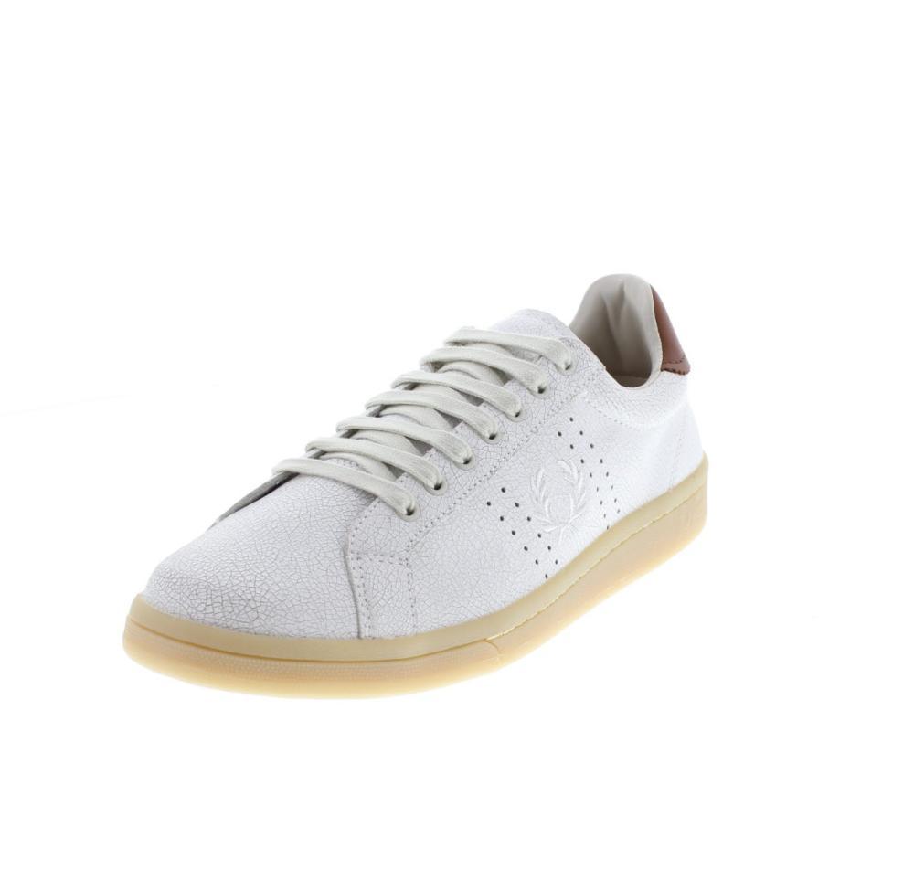 FRED PERRY B2070 court Calzature Uomo Moda Sneaker  4de466dee59