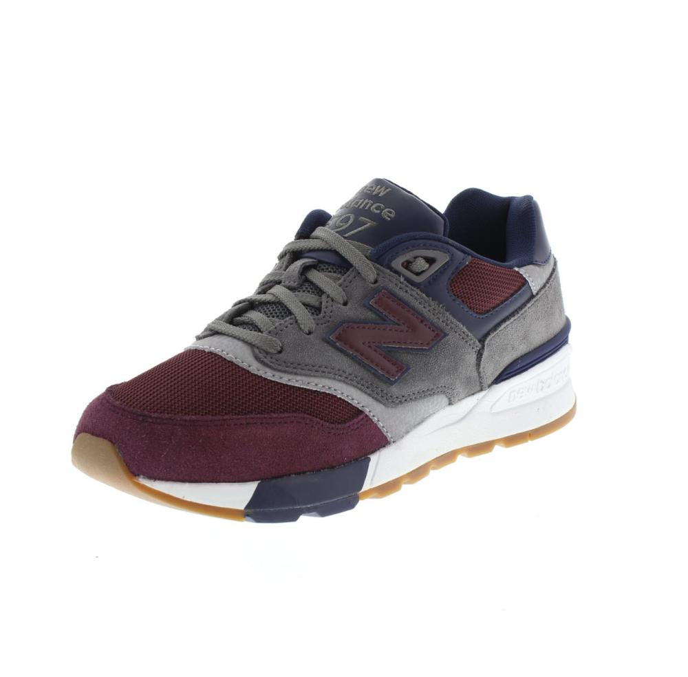magasin en ligne cab1c 57d2e NEW BALANCE bordeaux Shoes running man sport shoe ML597