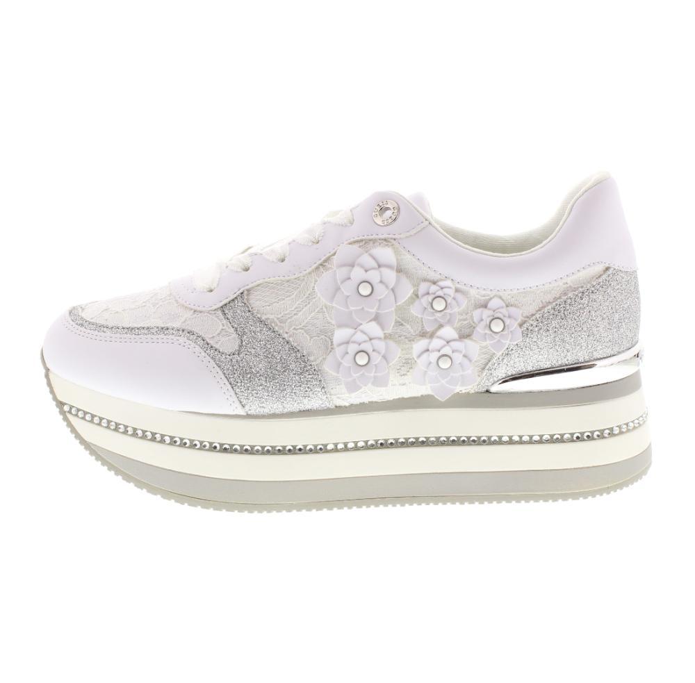 GUESS FL5HIN LAC12 hinder 209575 Scarpe Donna Moda Sneaker