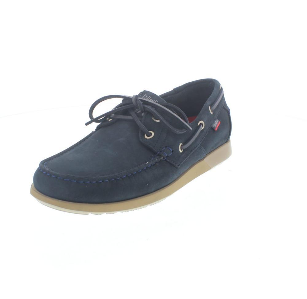 CALLAGHAN nobuk blue Shoes casual man fashion 91600
