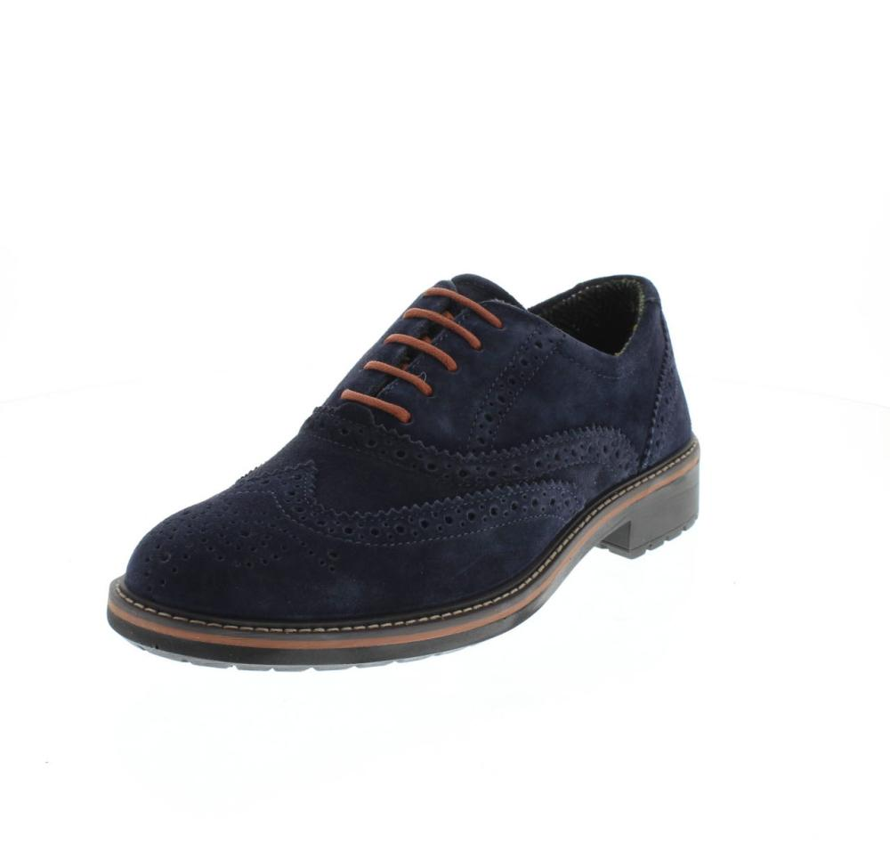 Scarpe casual da uomo  IGI & CO 8681 stringata Calzature Uomo Moda Fashion