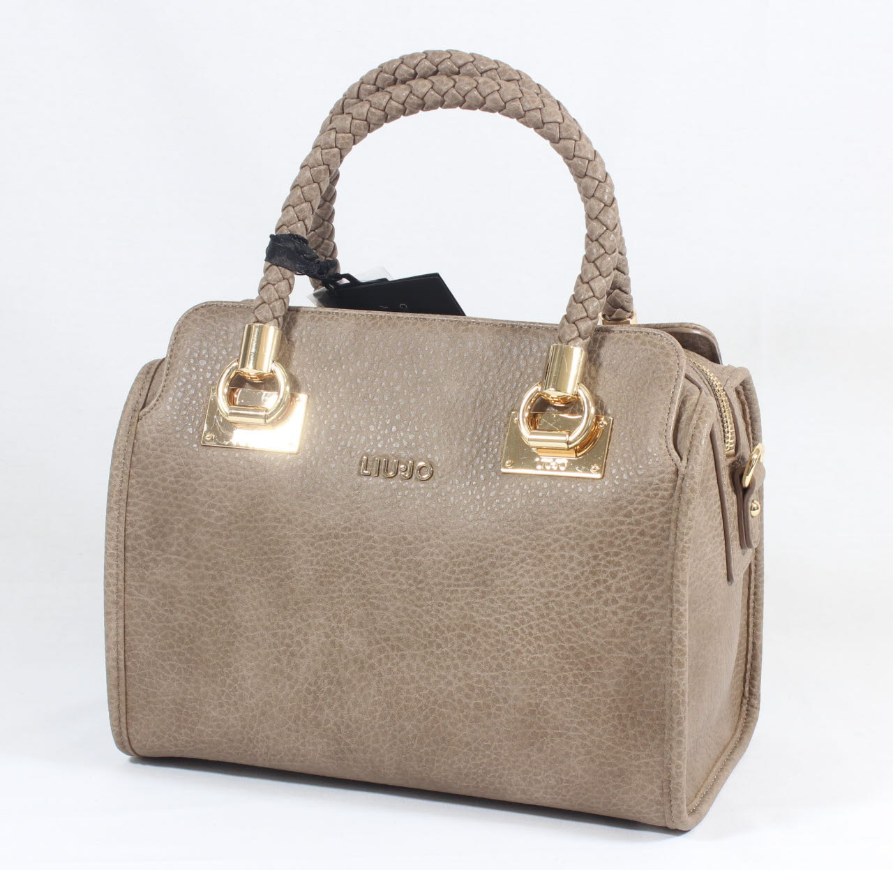 LIU JO bauletto new anna H 25  L 29  P 13 beige Leather goods others ... 730218e3d94