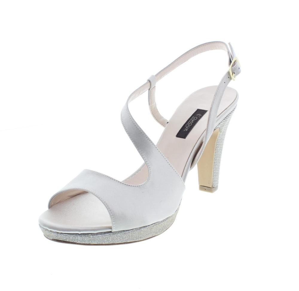 Lacoste Lancelle 6 38 Eye, Sneaker Donna, Grigio (Lt Gry), 38 6 EU (I8N) c9d41d