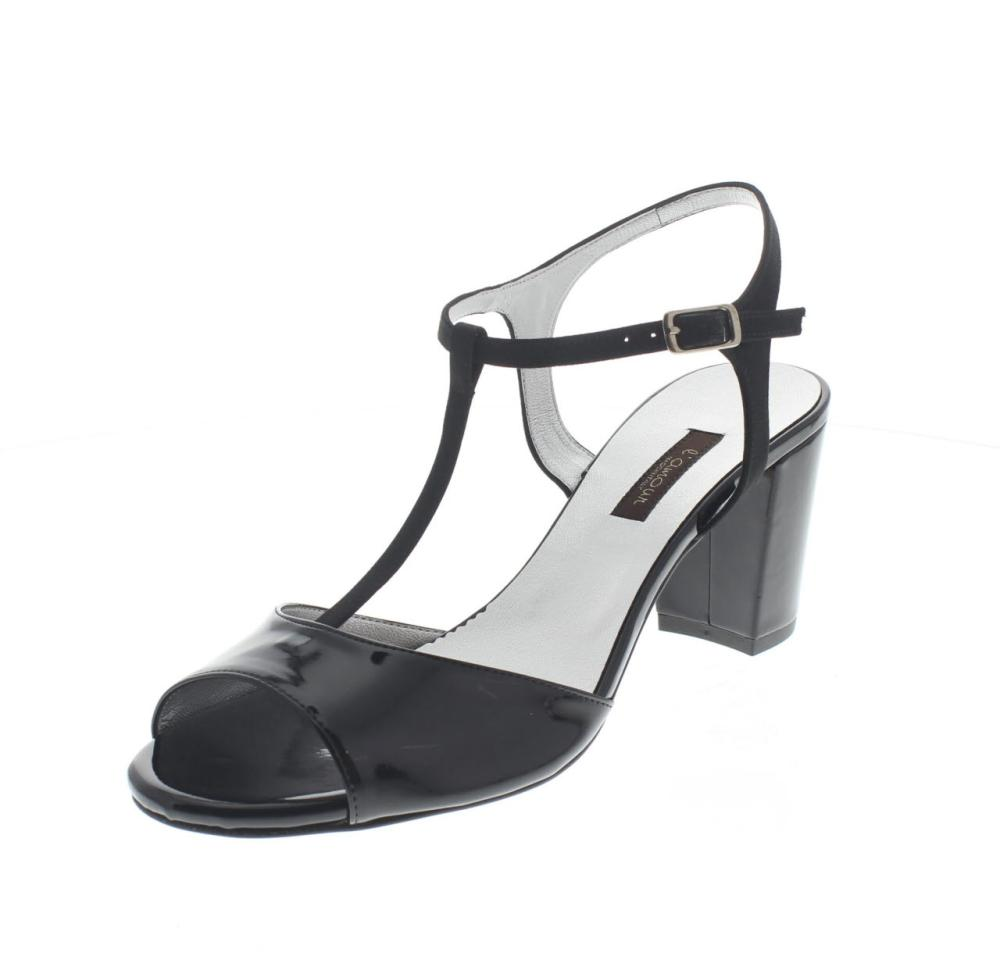 Donna L'amour Calzature Sandalo Vernice 721 Fashion WCnrC1f