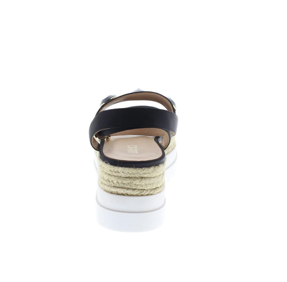 Pavone Scarpe Donna Plateau Nero Jo Shoes Sandalo T0380 S18069 Liu w1CTq4fn f91caad5812