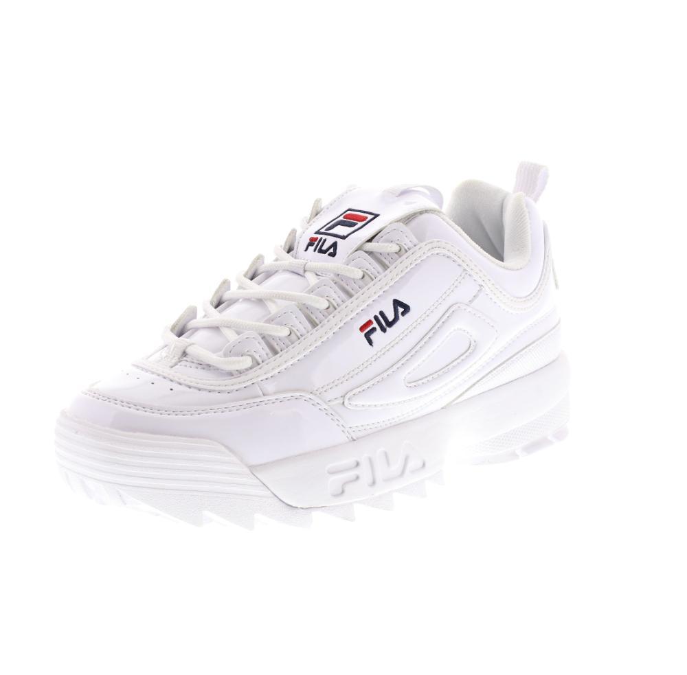 Sneakers Donna FILA 1010608 DISRUPTOR Bianco   mampierimoda.it