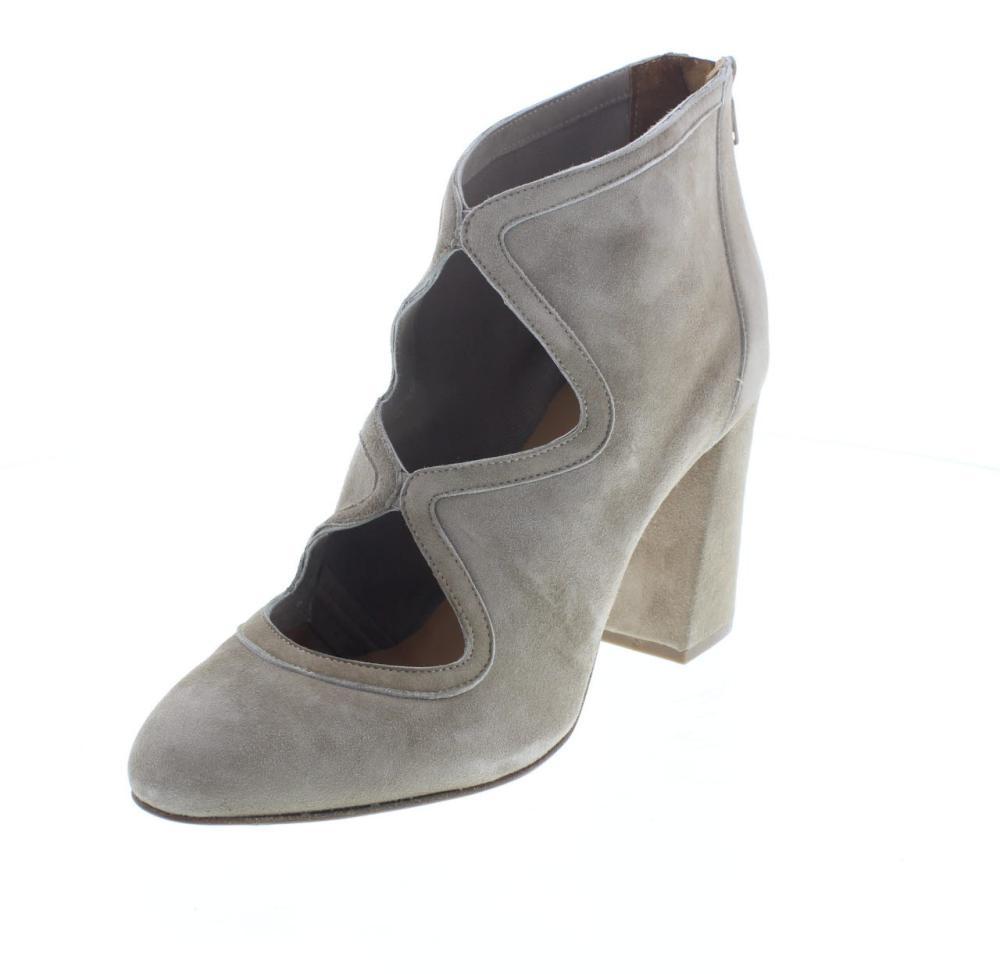 ANNA F. 8838 camoscio zapatos mujer Moda Fashion