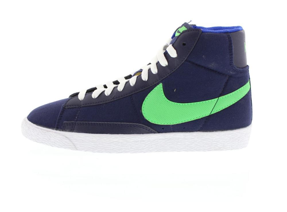 Nike gs blazer mid assorted shoes basket boy sport 574270 400 for Foto nike blazer