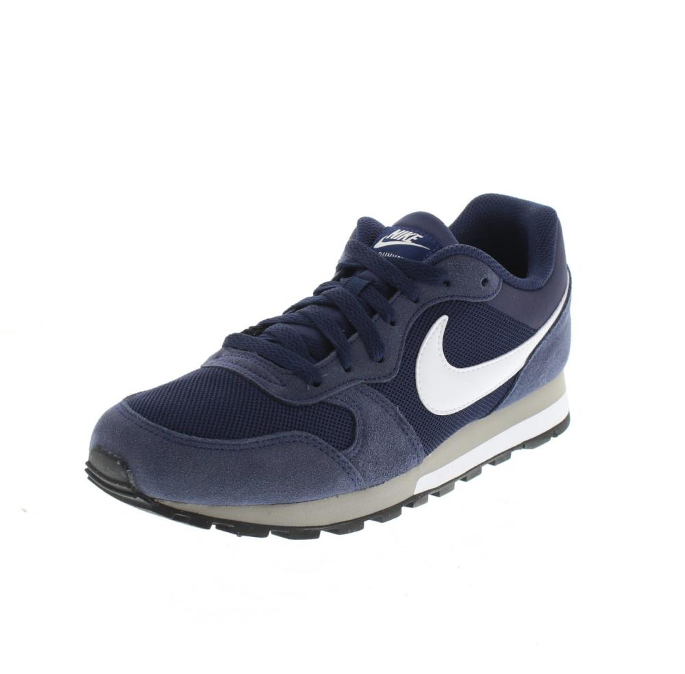 NIKE MD runner 2 blu Scarpe running uomo sport 749794