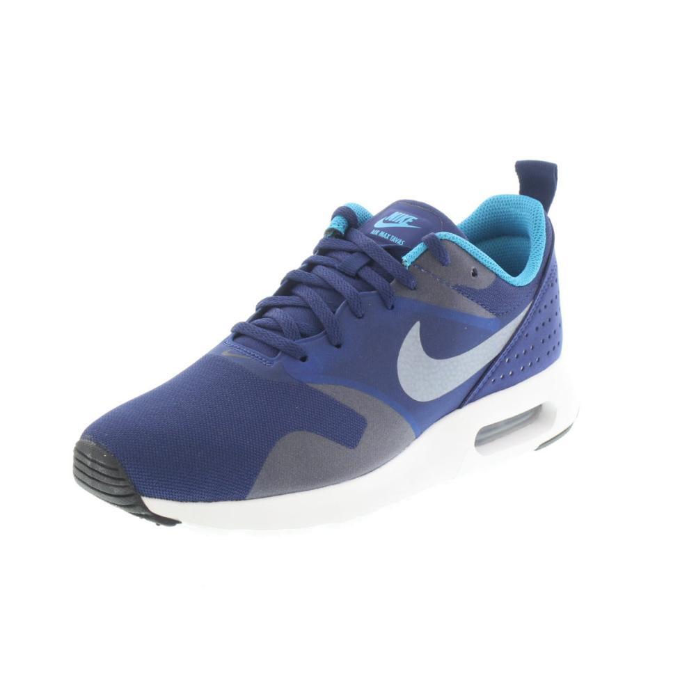 NIKE AIR air max tavas blue Shoes running man sport shoe 705149