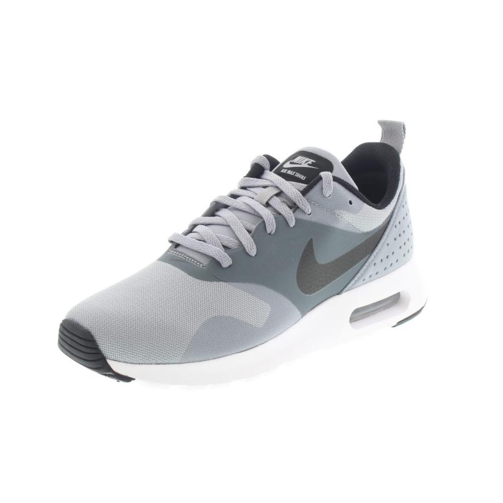 NIKE AIR air max tavas grey Shoes running man sport shoe 705149