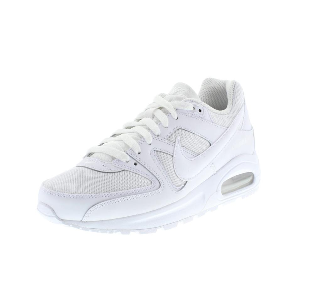 the latest 9e1f8 41723 NIKE AIR GS air max command flex bianco Scarpe running ragazzo sport ...