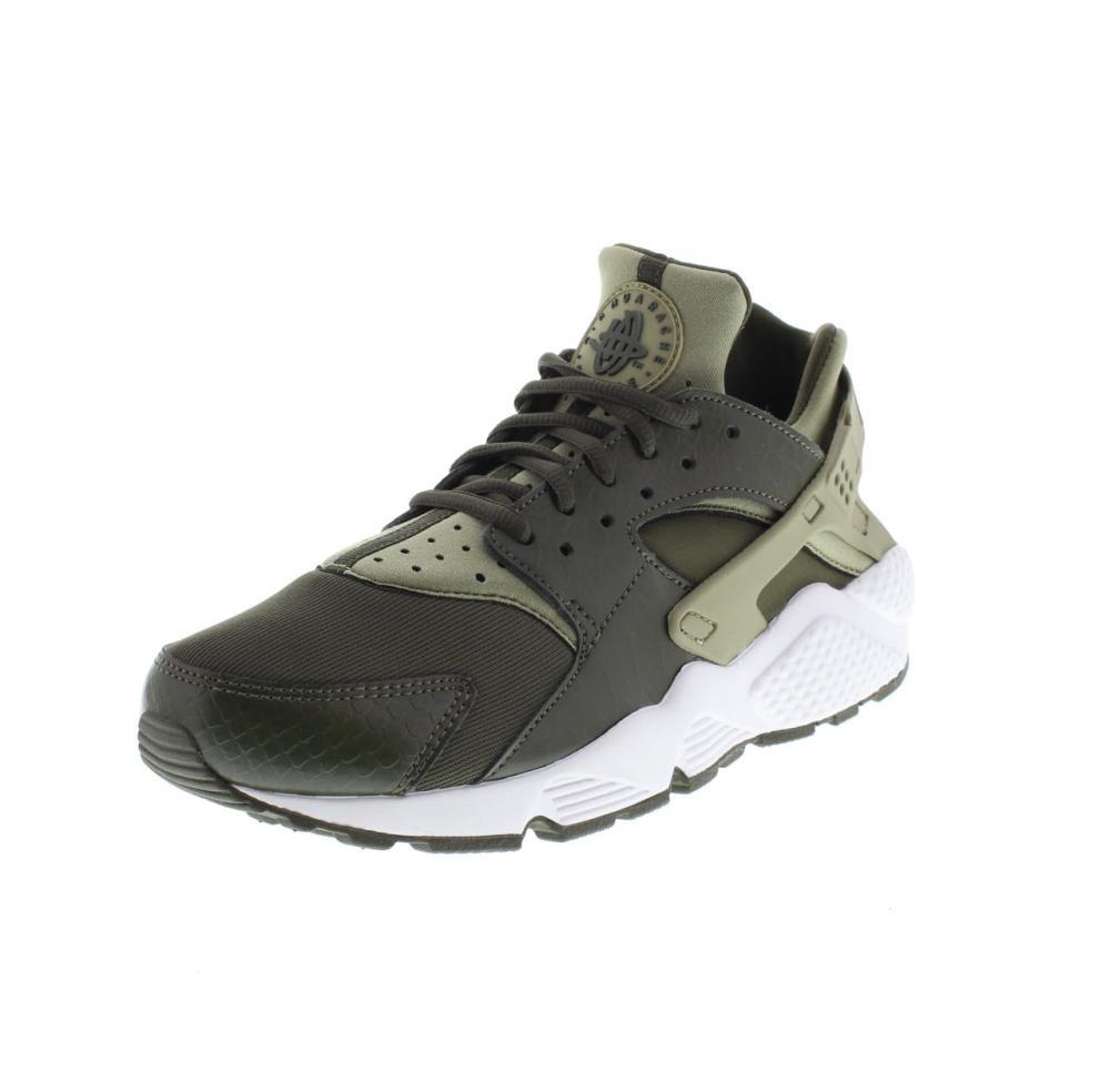 8d42a92771c82 NIKE AIR Ws air huarache run green Shoes sneaker woman sport 634835