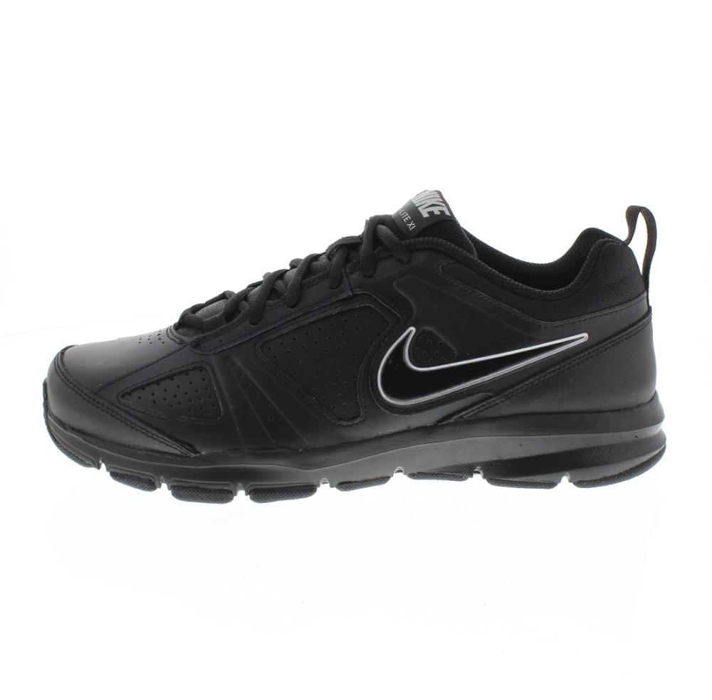 616544-007 NIKE T-LITE XI sneakers nero scarpe uomo running mod