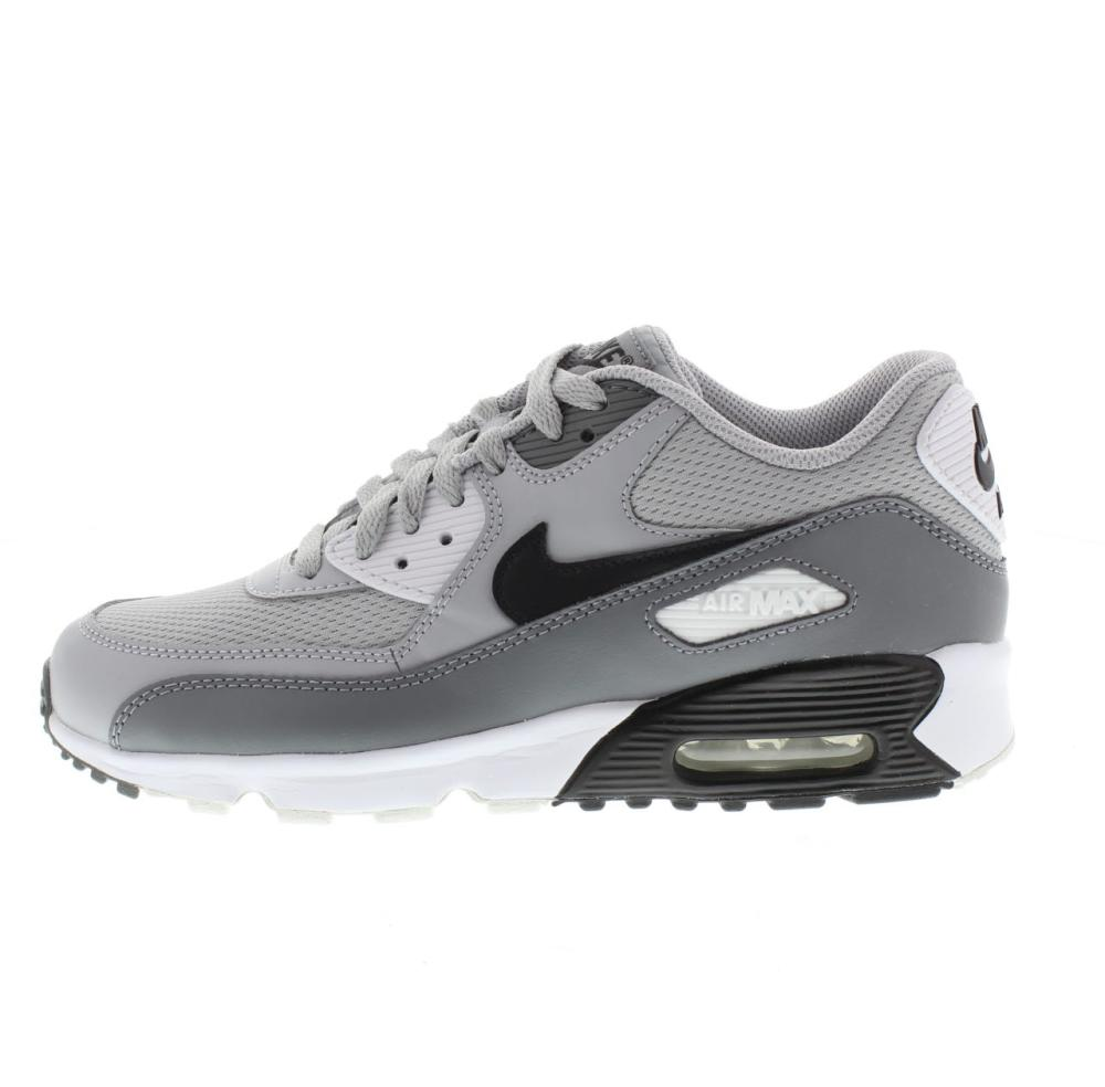 46aab16edd66 ... discount code for nike air gs air max 90 mesh colour grey 08abf 08165  ...