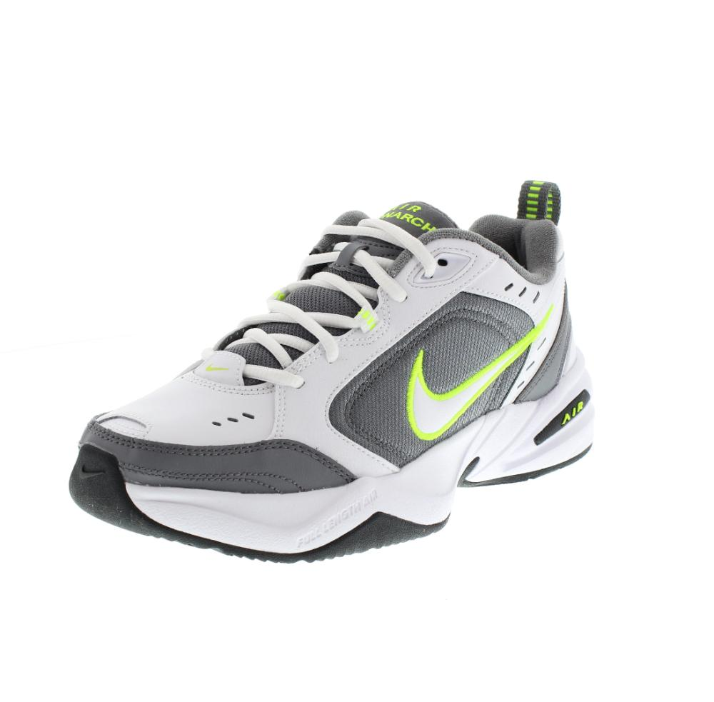 new arrive performance sportswear release info on NIKE air monarch IV white Shoes running man sport shoe 415445