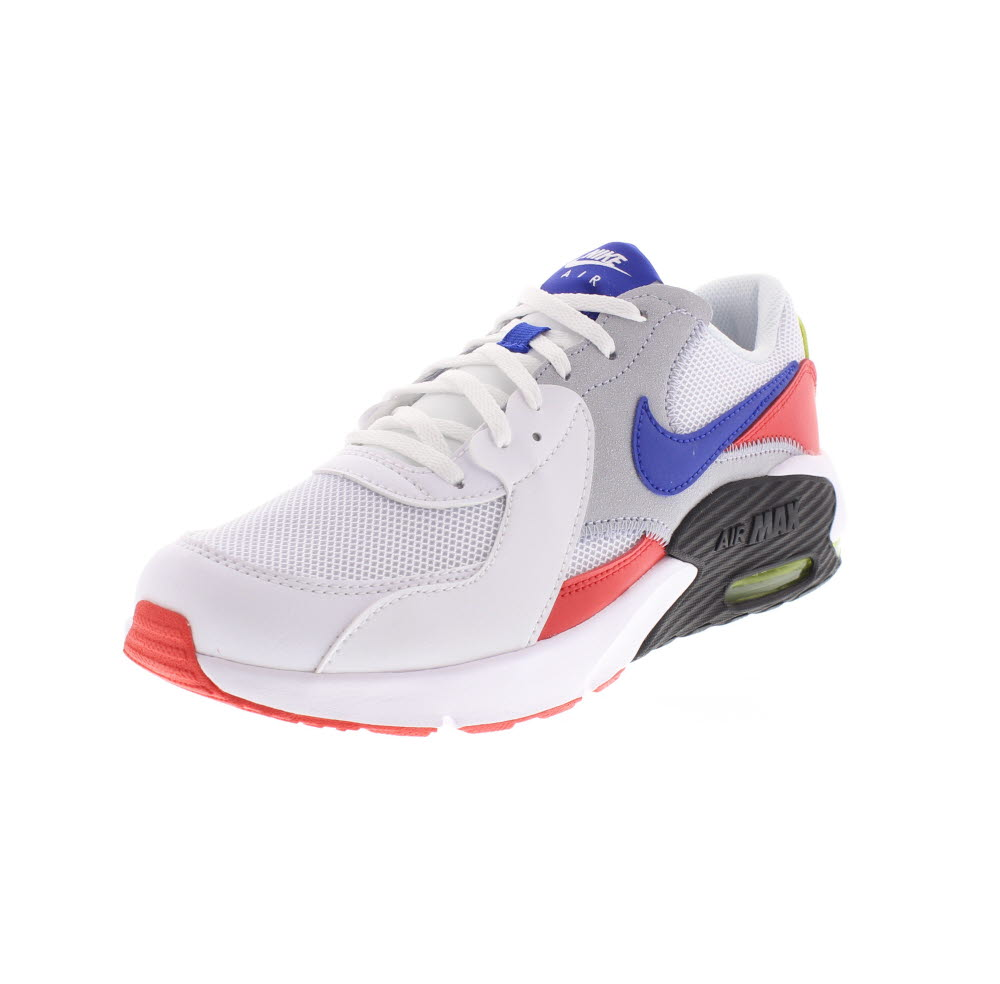 NIKE AIR GS air max excee bianco Scarpe sneaker ragazzo sport CD6894