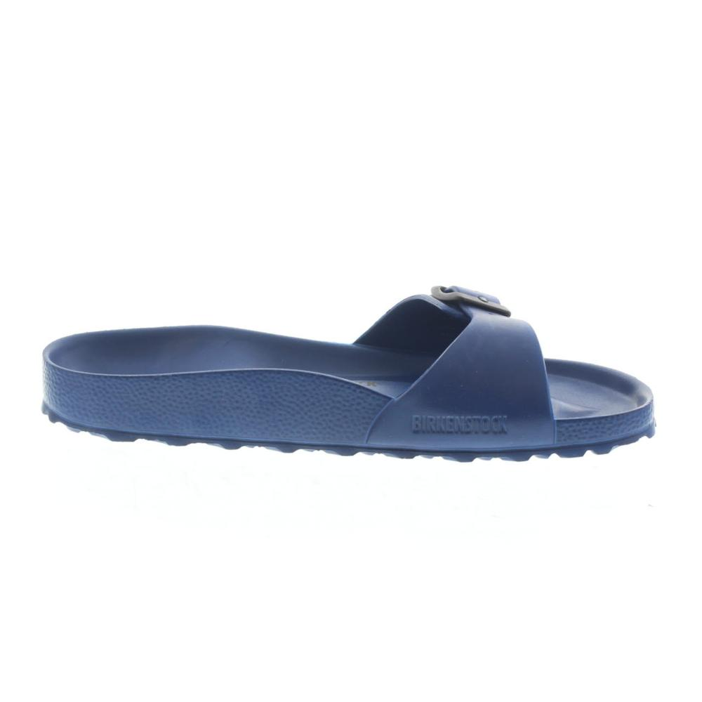 birkenstock madrid eva blue shoes slippery woman slippers 128173. Black Bedroom Furniture Sets. Home Design Ideas