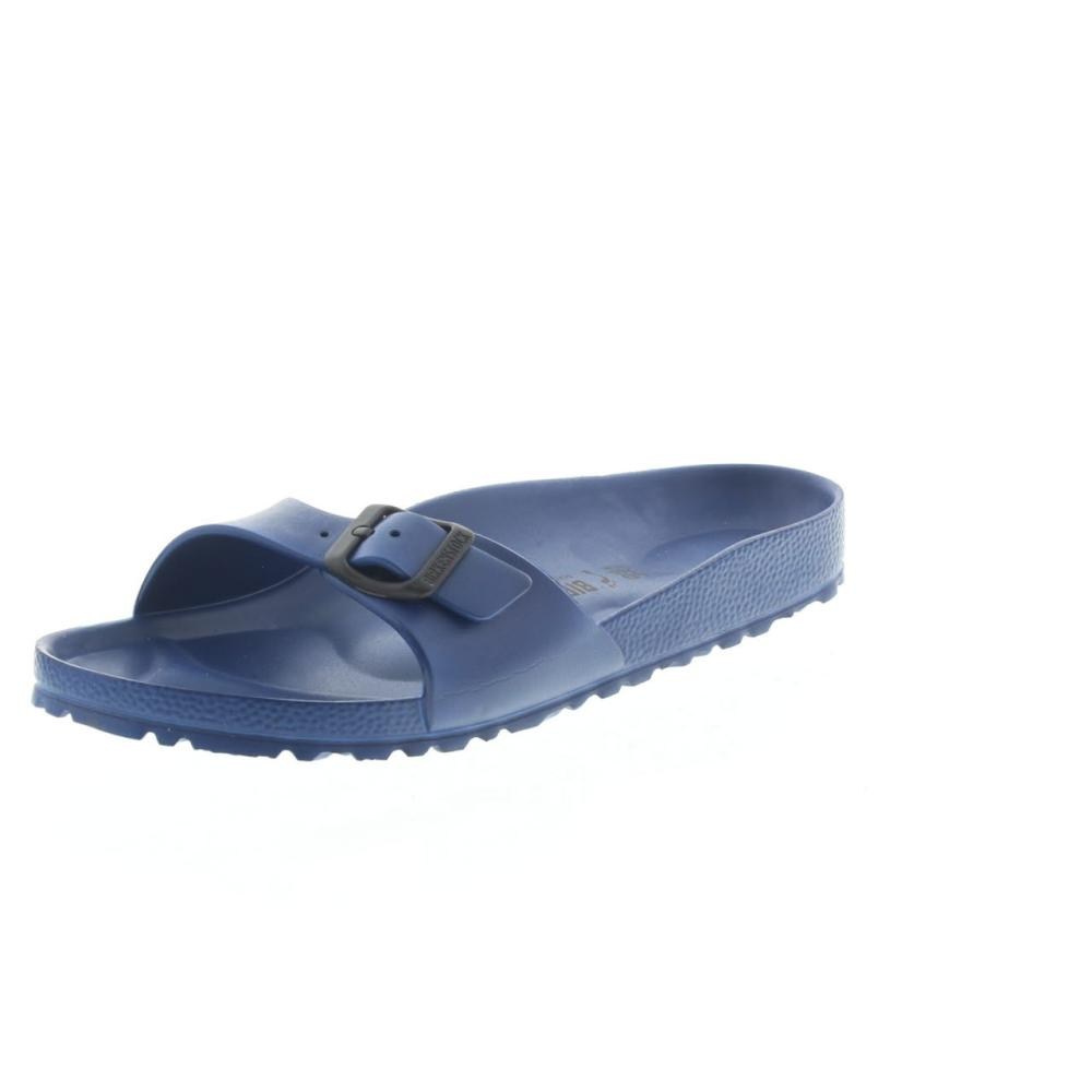 birkenstock madrid eva blue shoes slippery woman slippers. Black Bedroom Furniture Sets. Home Design Ideas