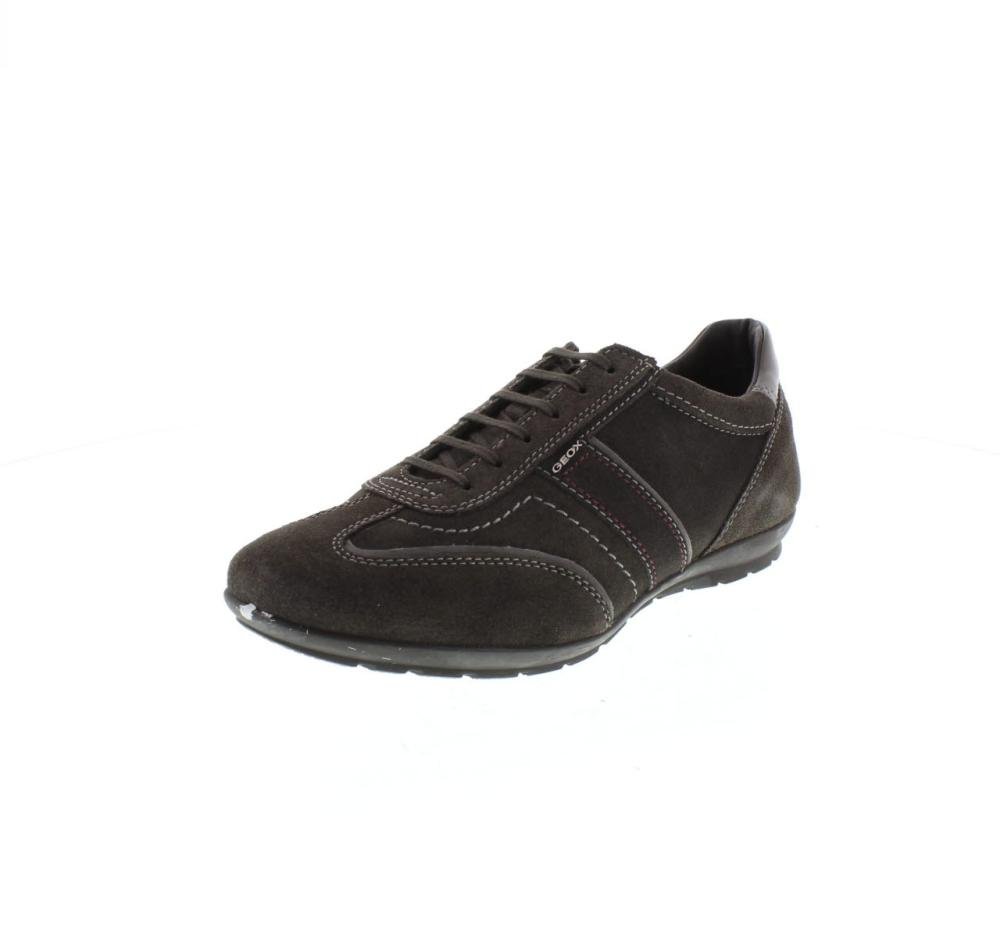 geox Men Trainers SYMBOL A Grey,geox sneakers cheap,Store