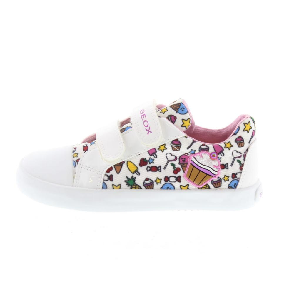 GEOX-B62D5D-0AW54-kiwi-Calzature-Bambino-a-Moda-Sneaker