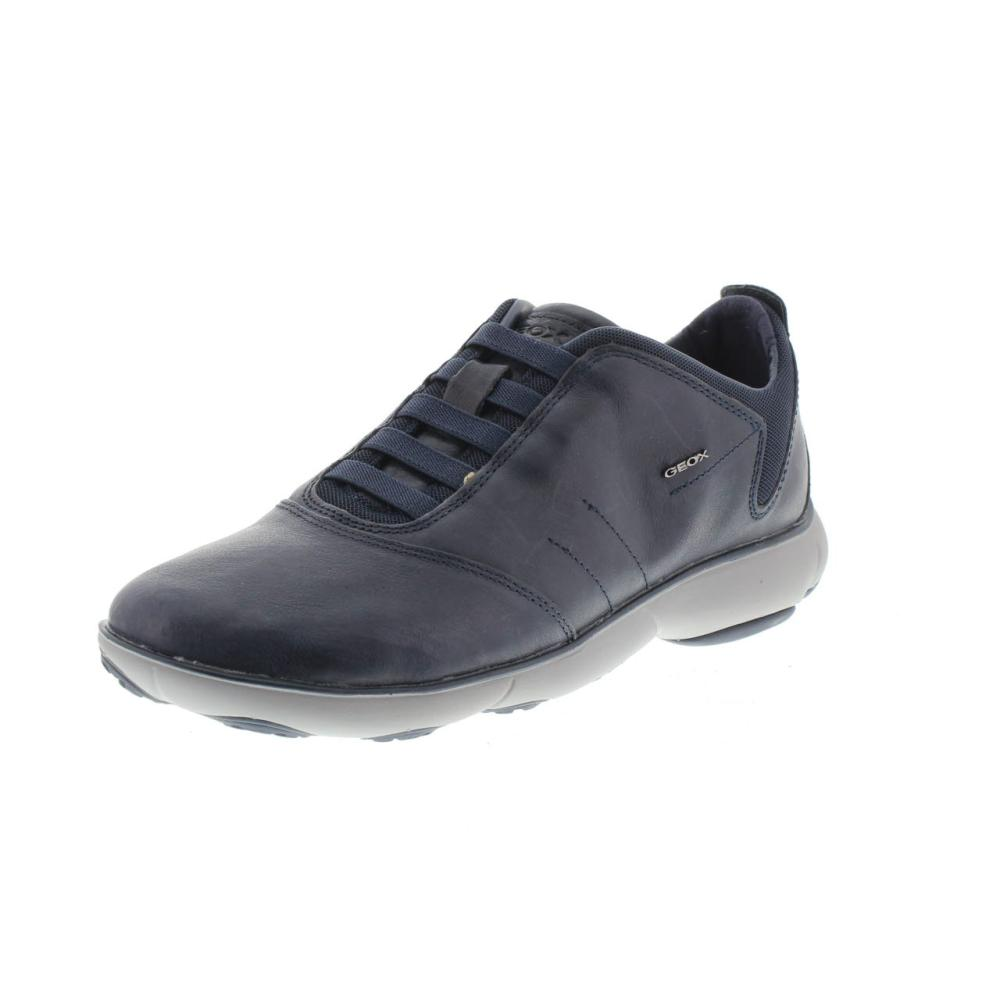raya Librería Crítica  GEOX nebula blue Shoes casual man fashion U52D7B