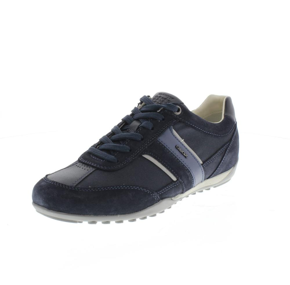 Wells Blu Moda Sneaker Geox U52t5c Scarpe Lfkjt13c Uomo FJc1lK