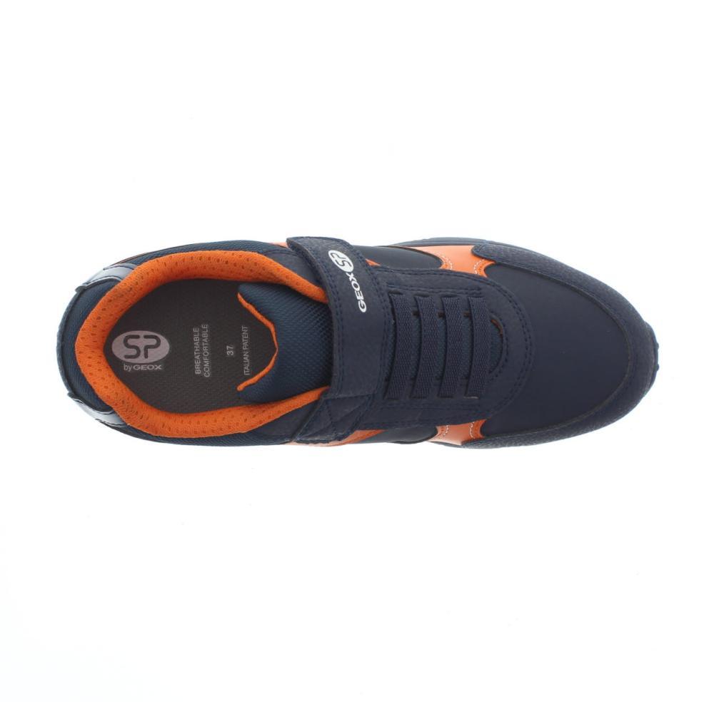 GEOX SP torque blu Scarpe casual sneaker ragazzo moda J947NA